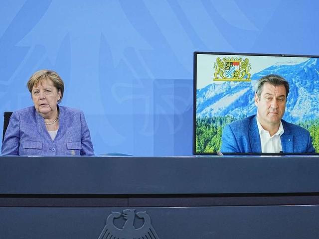 Stress schon vor dem Corona-Gipfel: Merkel und Co. sind sich uneins - Streit um Maßnahmen vorprogrammiert