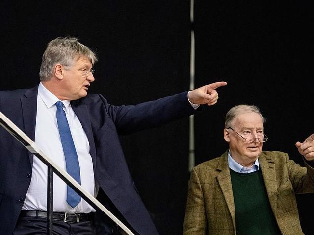 """Absage an """"unkritische Putin-Verehrung"""" - In einem neuen Geheimpapier spricht die AfD von Annäherung an die SPD"""