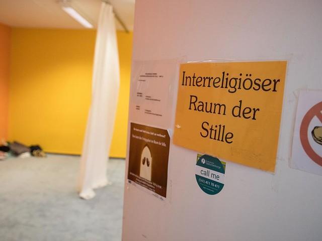 Hamburg - Uni stellt Verhaltenskodex für Gebetsraum auf