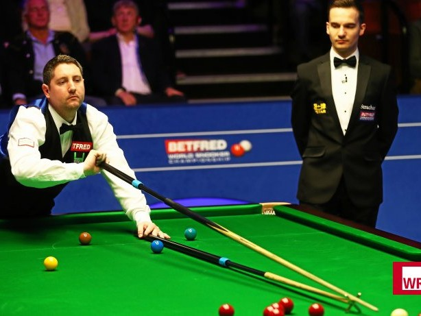 Snooker auf Eurosport: Marcel Eckardt: Jüngster Final-Referee der Snooker-Historie