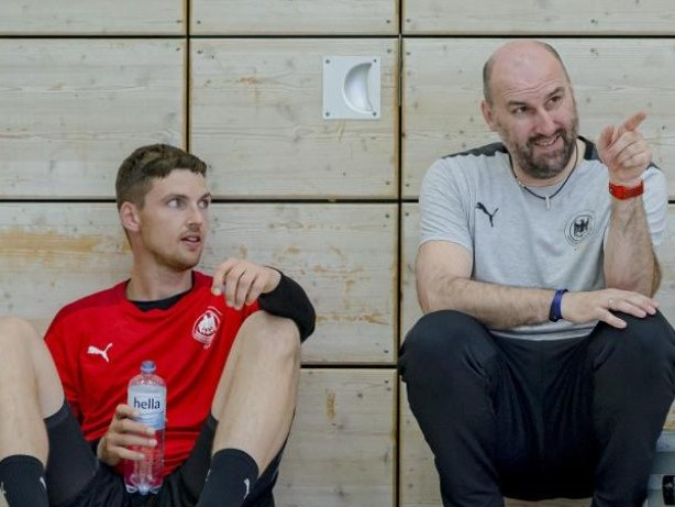"Handball-Nationalspieler: Pekeler vor Olympia: ""Noch nicht bei mir angekommen"""