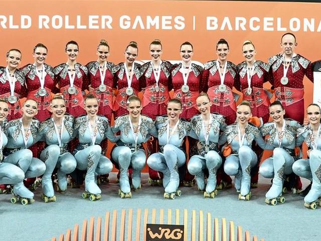 1. RC Göttingen richtet Deutsche Meisterschaft im Rollkunstlaufen aus