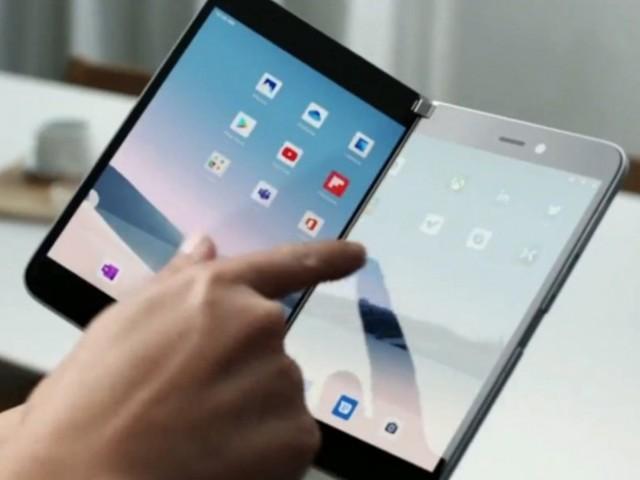 Microsoft: Für unser Doppel-Display-Smartphone ist Android die beste Wahl