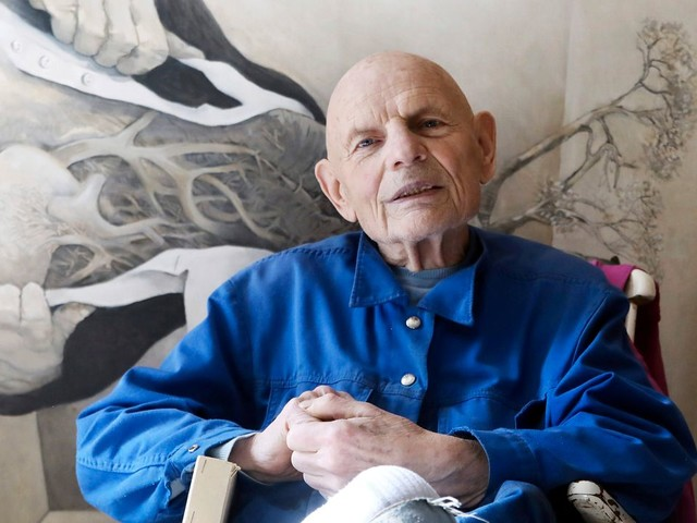 Ben Wagin ist tot: Berliner Aktionskünstler war als »Baumpate« bekannt