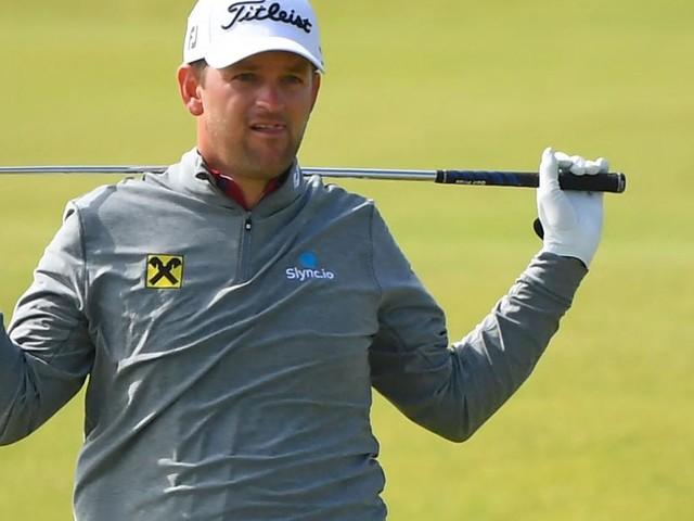 Golf: Wiesberger schaffte den Cut bei British Open