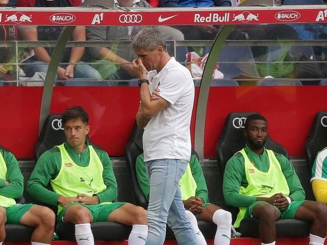 Rapid bleibt ruhig: Kühbauer würde dem Verein sein Scheitern melden