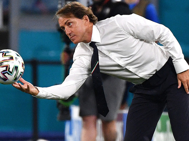 EM 2021: Mancini: DFB-Team unverdient rausgeflogen