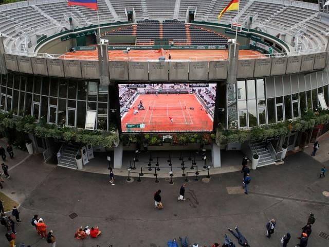 """French Open im """"Optimalfall"""" vor 118.000 Besuchern"""
