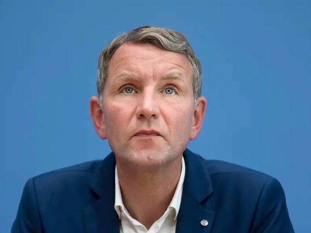 Verdächtige Sendung an Björn Höcke: Das war in dem Paket