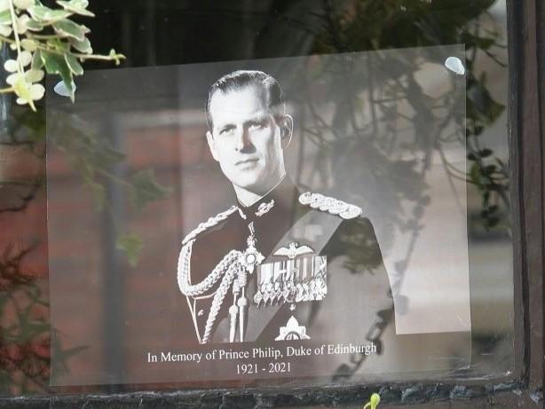 Letzte Vorbereitungen für Beerdigung von Prinz Philip am Samstag
