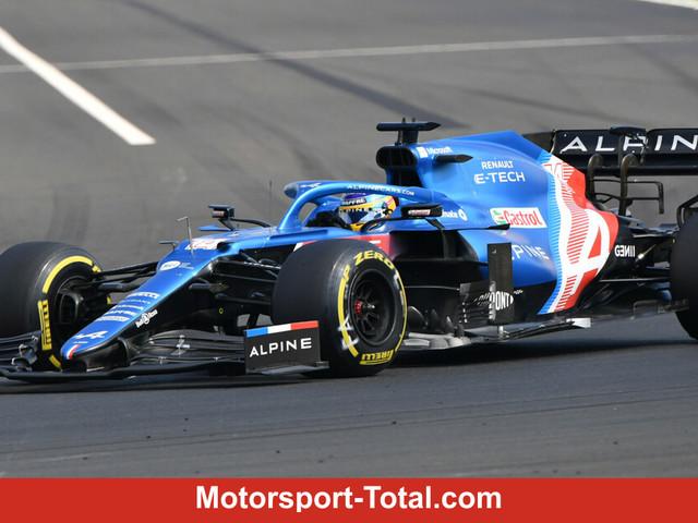 Warum Alpine die Art von Team ist, das sich die Formel 1 wünscht
