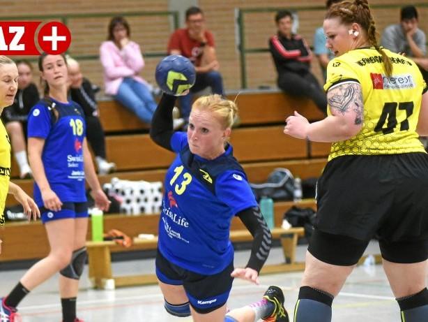 Handball: Damen des Niederbergischen HC starten stark