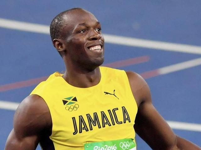 Usain Bolt: Seine Tochter heißt Olympia Lightning