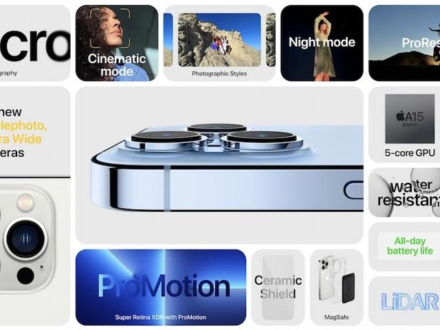 iPhone 13 (Pro) bei Vodafone vorbestellen (mit Vertrag, Young-Rabatt, VVL)