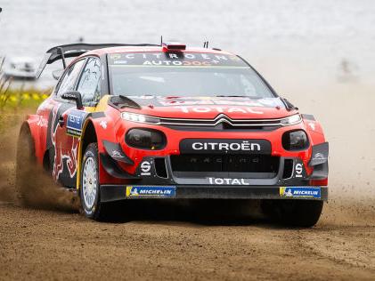 WRC: Rallye Deutschland Wachablösung in der WRC?