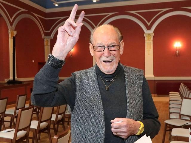 Star im DDR-Fernsehen: Schauspieler Herbert Köfer mit 100 gestorben