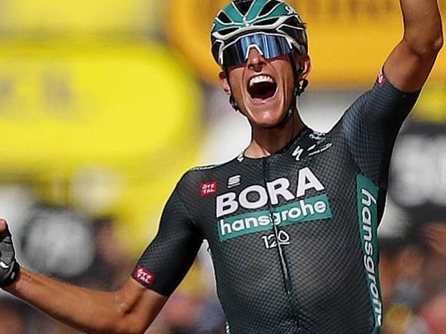 Politt holt ersten deutschen Etappensieg bei dieser Tour de France