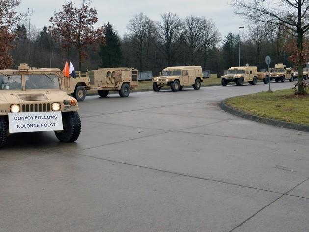 US-Armee sucht neue Militärbasen in Deutschland