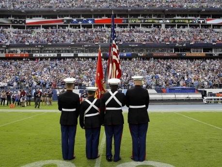 Proteste gegen Trump: Wann eskaliert der Streit in Amerikas Sport?