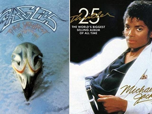 Eagles oder Michael Jackson – wer hat wirklich das erfolgreichste Album gemacht?