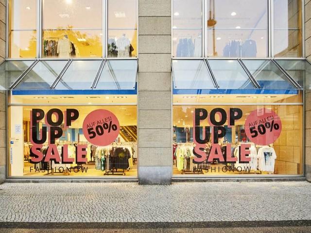 Peek & Cloppenburg Düsseldorf eröffnet bisher größtes Pop-up-Outlet in Frankfurt