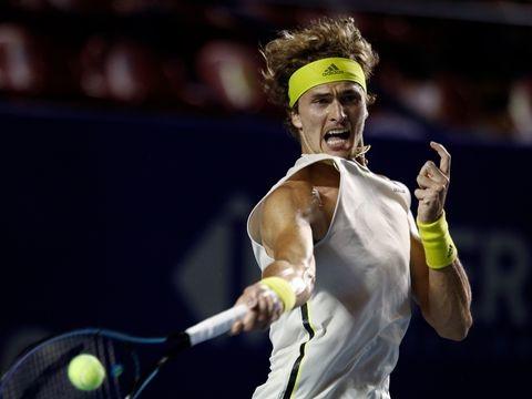 ATP-Turnier: Alexander Zverev in Monte Carlo im Achtelfinale