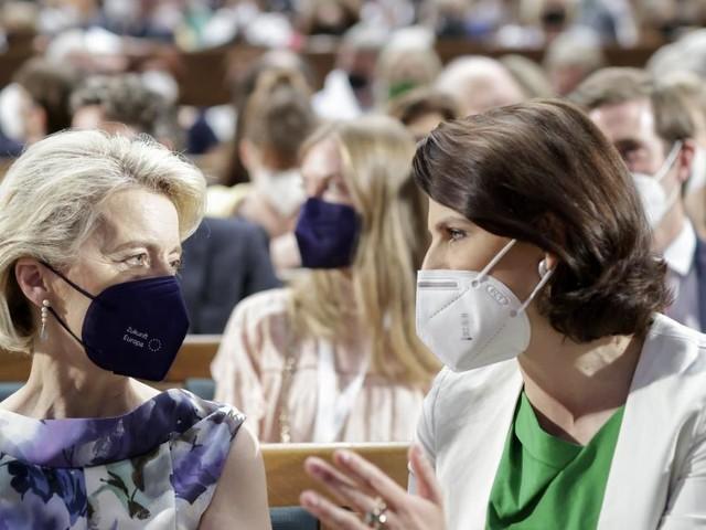 """Von der Leyen: EU-Klimapolitik führt nicht in die """"Steinzeit"""""""