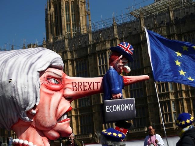 """""""Der Brexit wird mindestens ein Jahrzehnt Unsicherheit erzeugen"""""""