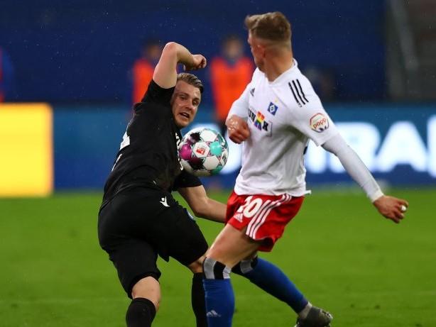 """2. Bundesliga: HSV bangt um Aufstieg: """"Natürlich muss man sich Sorgen machen"""""""