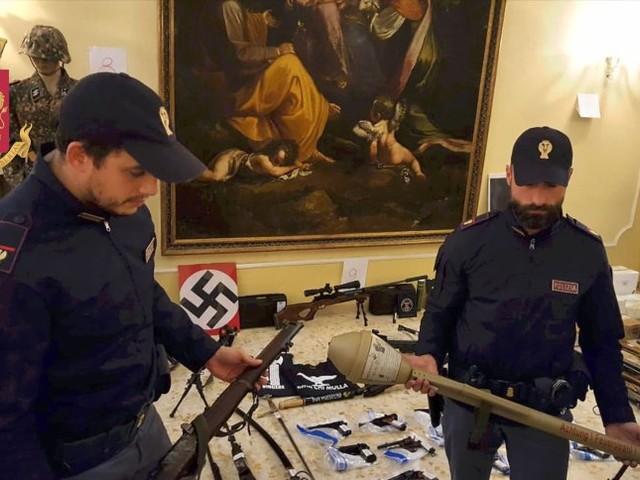 Italien: Rechtsextremisten sollen Anschlag auf Moschee geplant haben