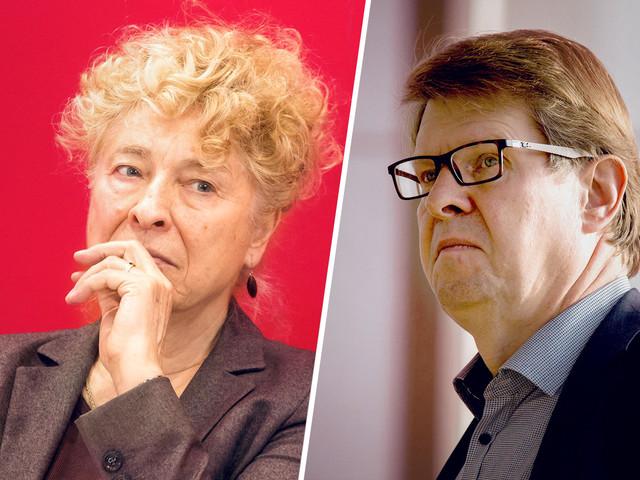 SPD-Vorsitz: Gesine Schwan und Ralf Stegner kandidieren gemeinsam