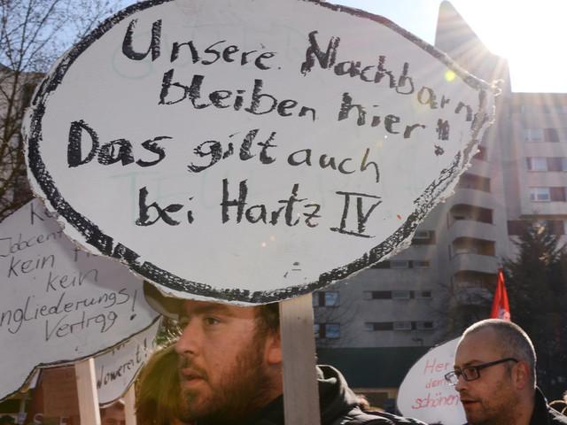 Anti-Hartz-IV-Allianz: Warum das System jetzt kurz vor dem Ende steht