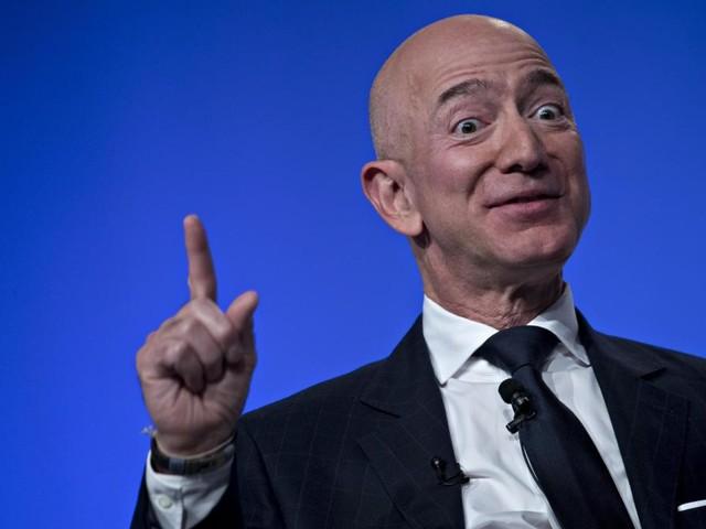 Für 500 Wörter spendet Bezos fünf Millionen Dollar
