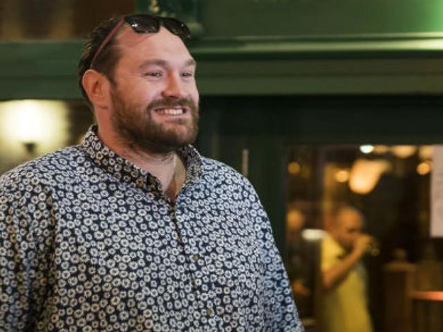 Dublin - Tyson Fury bald wieder im Ring?