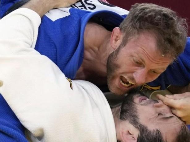 Sommerspiele in Tokio: Judoka Seidl scheidet bei Olympia zum Auftakt aus