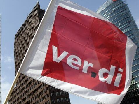 Verdi kündigt Warnstreiks im öffentlichen Dienst an
