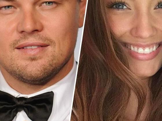 Pusht Leo DiCaprio jetzt Lorena Raes Modelkarriere?