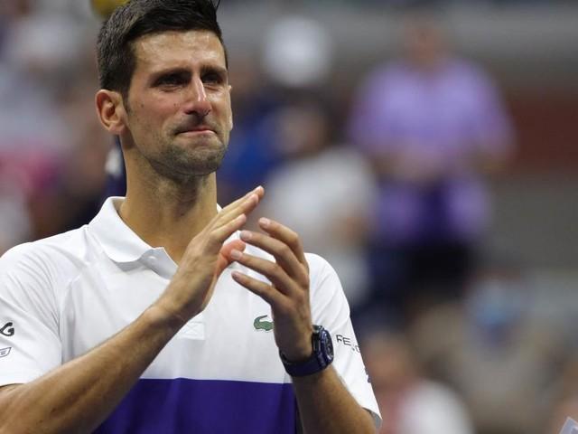 Historischen Grand Slam verpasst: Djokovic brach in Tränen aus