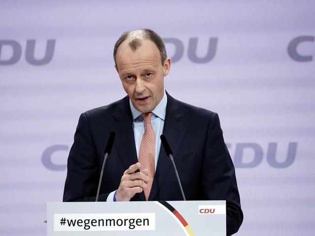 Jetzt offiziell: Friedrich Merz kündigt Kandidatur für Bundestag an
