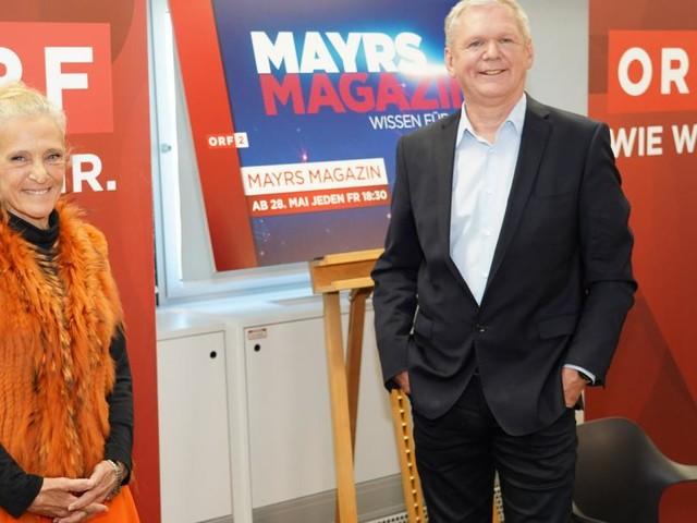 """Mayrs Magazin: """"Eben kein langweiliger Frontalunterricht"""""""