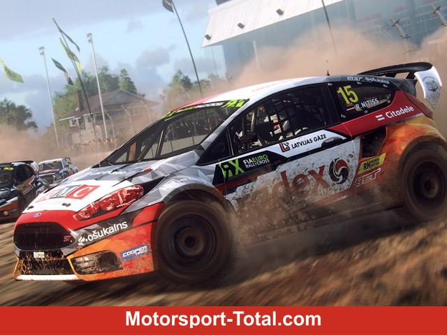 DiRT Rally 2.0: World RX-Action, Spielinfos und Entwicklervideo