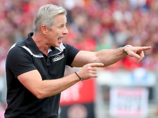 """Zweite Liga: Union-Trainer Keller staunt: """"Ich dachte, wir sind weiter"""""""