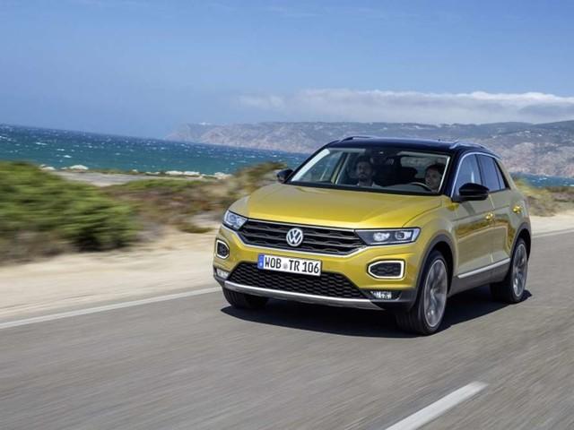 Rock´n´Roll auf vier Rädern - der VW T-Roc im Alltagstest