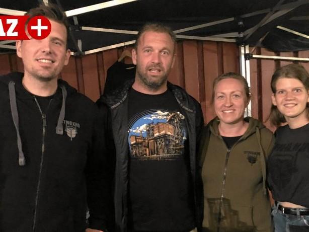 Traumzeit-Festival 2021: Auch Duisburgs Bürgermeister Sören Link kauft bei Stahlkind