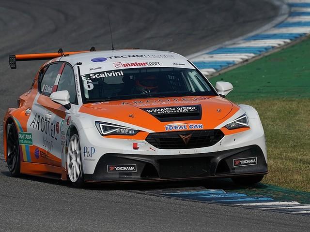 ADAC TCR Germany: Hockenheimring Schneller Cupra siegt in Hockenheim