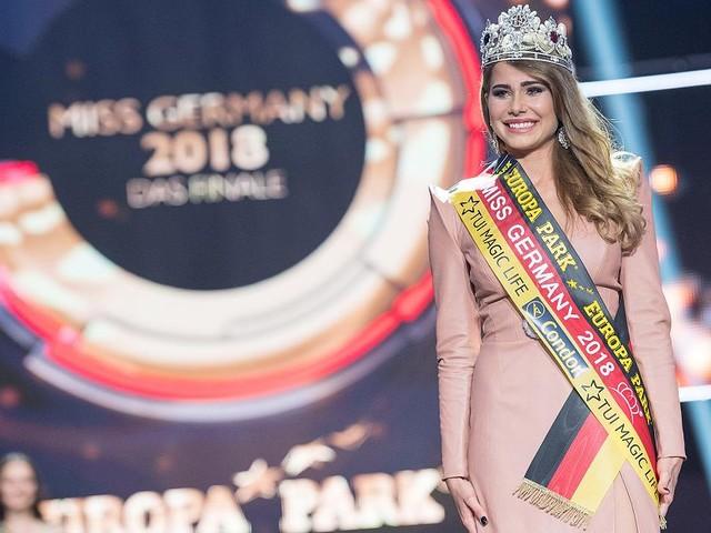 """""""Miss Germany""""-Wahl - Anahita Rehbein aus Stuttgart ist die neue """"Miss Germany"""""""