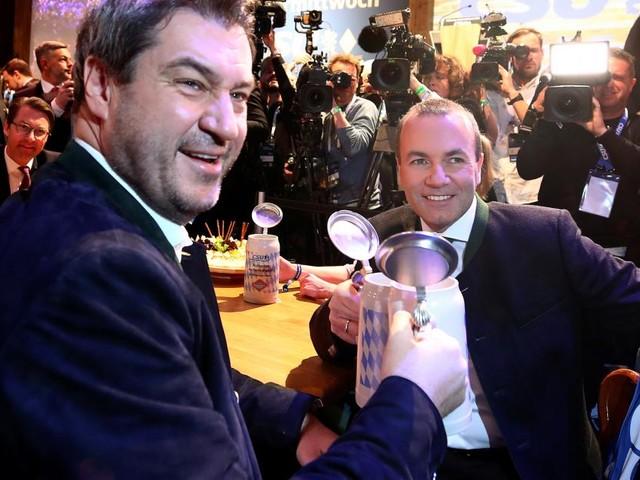 Weber würde als Kommissionschef EU-Türkei stoppen wollen