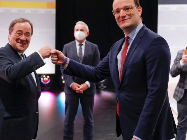 Neuer CDU-Chef: Entscheidung für den Auf-Nummer-sicher-Kandidaten