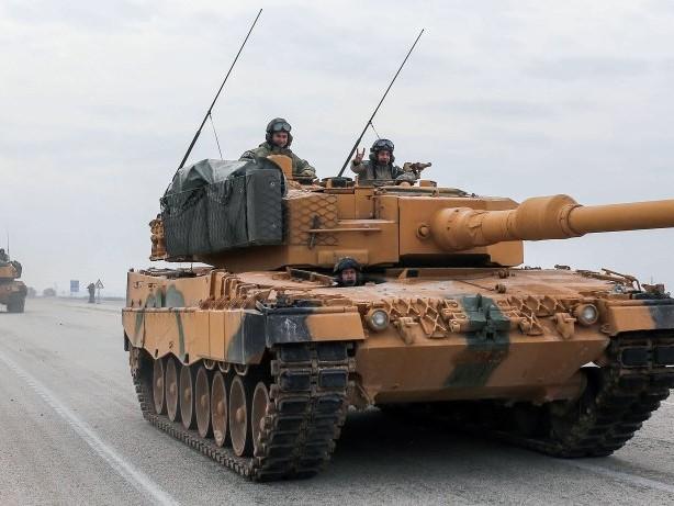 Konflikt: Bundesregierung vermeidet Kritik an Türkei-Offensive