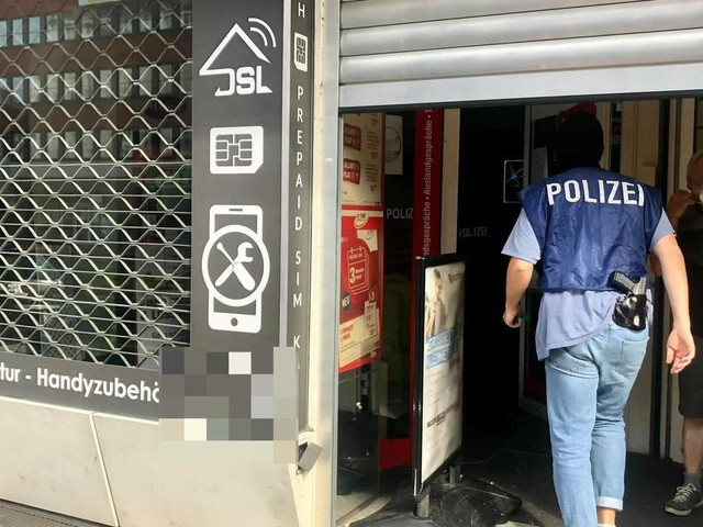 Durchsuchungen in diversen NRW-Städten: Polizei meldet Festnahme bei Razzia in Düsseldorf